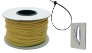 Cable trunking, ties and accessories
