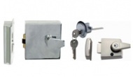 Cylinder Rim Nightlatches