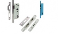 Mortise cylinder locks