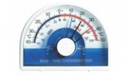 Min Max Thermometers