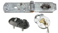 Padlocks and Fittings