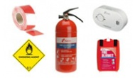 Smoke & Fire Detection & Safety Signs