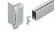 Tambour shutter fittings