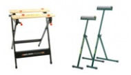 Workbenches, Workmates Trestles