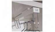 Elite soft close pull out storage system